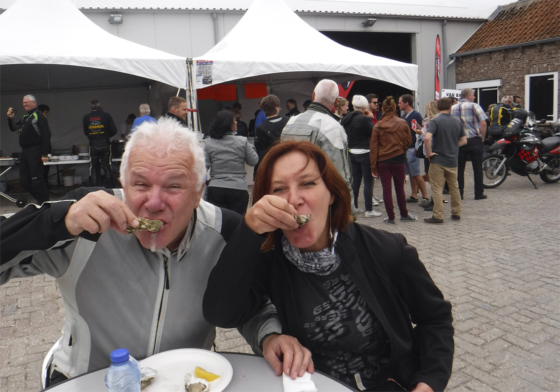Inge GS oesters