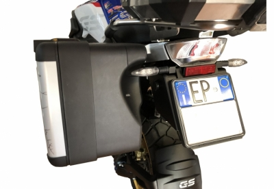 R1250GS R1200GS LC Toolbox Black