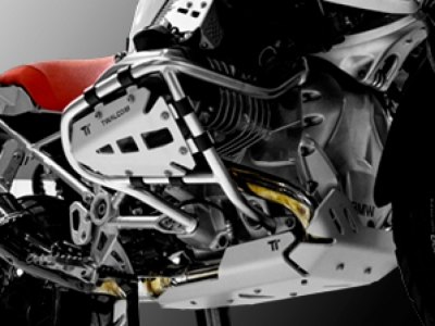 TT® - Protector Set L+R for OEM Crashbars R1200GS/ADV-LC 2017-2018
