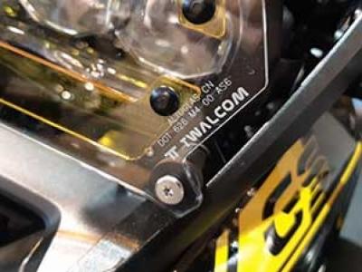 Losse lens koplampbeschermer R1250R1200GS/ADV
