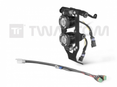 TT® - Rally Kit Extreme 2 Husqvarna 701 Enduro Black-White