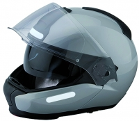 Helm reflectie sticker