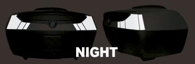 Reflectiekleur in donker: wit