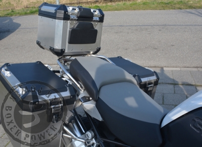 GSA LC Kofferdeksel bescherming