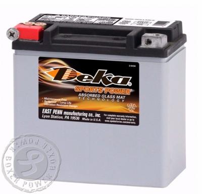 DEKA ETX14 12 V accu geschikt voor r1200**