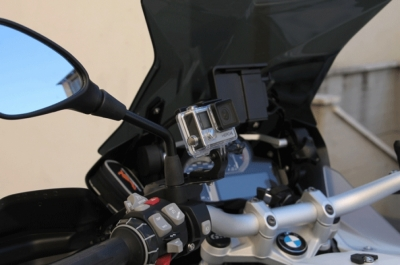 GoPro mount spiegel