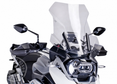 Ruit Touring/ Flip-up Puig BMW R1200GS LC 2013 Adv 2014 CLEAR W
