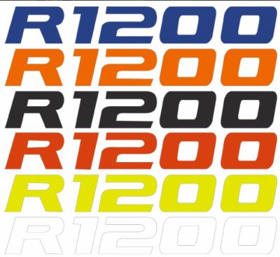 R1200 Sticker GS/GSA LC Wit