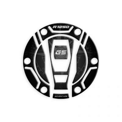 BMW R 1250 GS Adventure gas cap protection Black