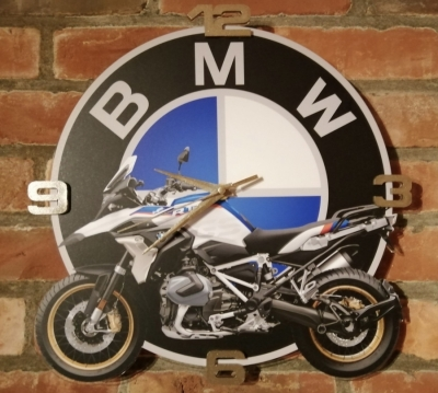 BMW R1250GS HP KLOK