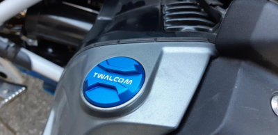 TT® - Oil Cap for R1200/1250LC Electric Blue