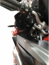 Wind deflector BMW R1200GS LC( 2013/2016)