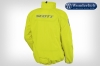 SCOTT Ergonomic Rain Pro DP Rain Jacket - yellow