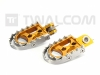 TT® - Rally Footpegs Husqvarna 701 Enduro - KTM 690 Enduro/R Orange Racing