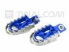 TT® - Rally Footpegs Husqvarna 701 Enduro - KTM 690 Enduro/R Electric Blu
