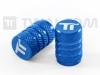 TT® - Set 2 Valve Caps Electric Blue