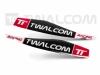 TT® - Set grafiche protettive per paramani originali KTM 690 Enduro/R - 990ADV - 1190ADV - Husqvarna 701 Enduro