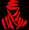 TOUAREG NOMAD sticker Rood
