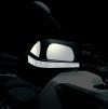 BMW R1200GS Handcover reflectie Zwart