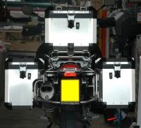 VentureShield complete kofferset BMW R1200GSA LC(vanaf 2014)