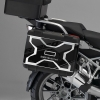 R1250 GS Black Storm VARIO set kofferstickers