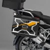 R1250 GS EXCLUSIVE VARIO set kofferstickers