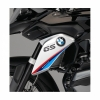 Radiator stickers R1200GS LCMotorsport