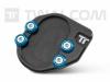TT® - Standaardverbreder R1200GS LC electric blu