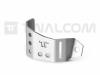 TT® - Olie tank protector achterrem zilver