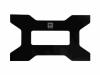 TT® - Zijreflectorset BMW Vario koffers - Black