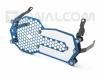 LED koplampbeschermer R1250R1200GS/ADV Electric Blue