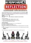 3M SCOOTMOBIEL Reflectiemateriaal set