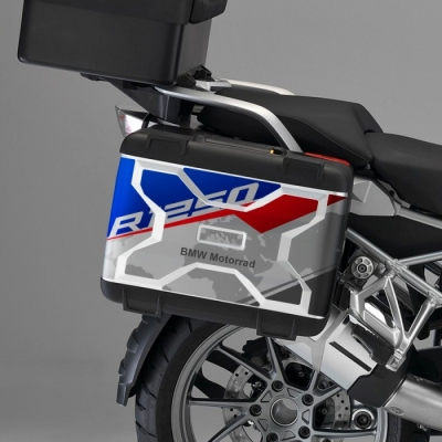 BMW R 1250 GS HP Koffersticker